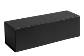 Magneetdoos ongelamineerd, 32,5x10x10cm, verpakt per 25 stuks. Wit, bruin of zwart.