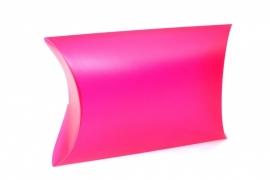 Pillow-Pack, large, 42x08x28 cm, DARK PINK, verpakt per 50 stuks.