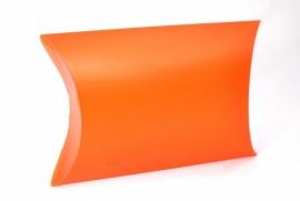 Pillow-Pack, medium, 32x08x23 cm, ORANJE,  verpakt per 100 stuks
