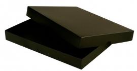 Gift Box A5, 22x16x2,5 cm, BLACK verpakt per 50 stuks