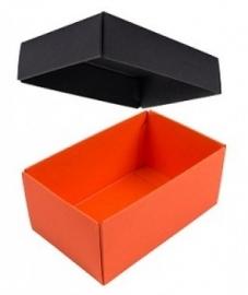 Geschenkdoos Mix & Match SMALL, 10,2 x 6 x 4,6 cm, verpakt per 25 stuks