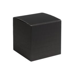 Qubus, 15x15x15cm, verpakt per 100 stuks (diverse kleuren)