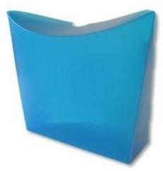 Colorz / small; 13,5x4x13,5cm, BLUE, verpakt per 100 stuks.