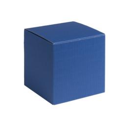 Qubus, 12x12x12cm, verpakt per 100 stuks (diverse kleuren)