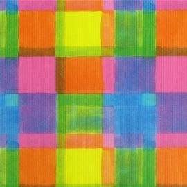 Inpakpapier  kraft, 50091-50 Squares