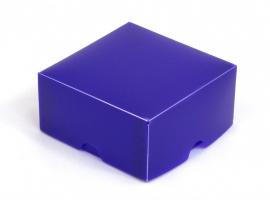 Gift Box, small 8x4x8 cm. VIOLET, verpakt per 100 stuks.