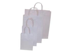 Paper Toptwist Colourline formaat 35x12x40cm, diverse kleuren, verpakt per 250 stuks