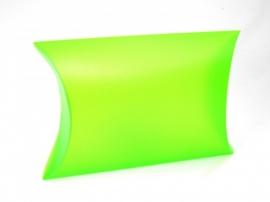 Pillow-Pack, medium, 32x08x23 cm, APPLEGREEN, verpakt per 100 stuks.