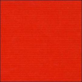 Inpakpapier Uni kraft; 0670-uni30 red