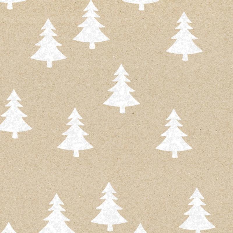 Milieupapier, K191580/8-50 WHITE INK FOREST