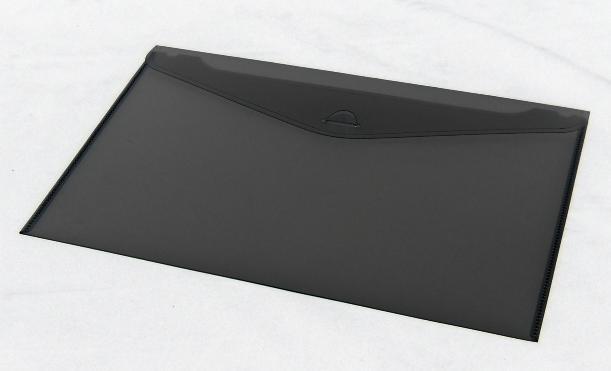 Luxe Gift Envelopes large 34x24cm, BLACK, verpakt per 100 stuks.