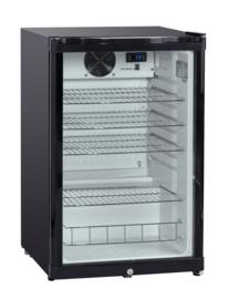 Glasdeur mini koelkast | Opzetkoelkast | Barkoelkast