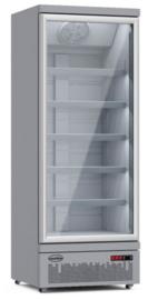 Glasdeurkoelkast met 1 deur
