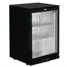 Mini koelkasten glasdeur