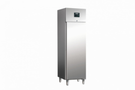 Professionele Horeca koelkast RVS 301 ltr.