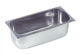 IJsbak voor schepijs vitrine RVS 5 Liter