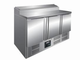 Pizza koeling | Pizzakoelwerkbank 3 deuren