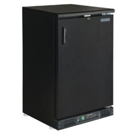Onderbouw koelkast met dichte deur