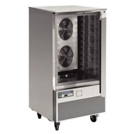 RVS blast-chiller snelvriezer 240 liter