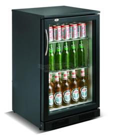 Onderbouw koelast, Barkoelkast met 1 glasdeur