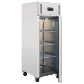 RVS Horeca koelkast | Dieptekoeling -2C tot 8C.  650 Liter