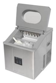IJsblokjesmachine, IJsklontjesmachine klein 15 kg / 24 h
