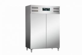 Bedrijfskoelkast Koel- / Vries combinatie -2 / +8 °C resp. -18 / -22 °C