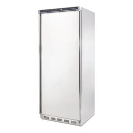 RVS Horeca koeling 1 deur 600 Liter