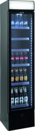 Horeca koelkast zwart smal model