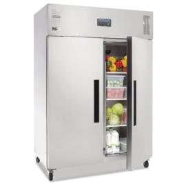 RVS bedrijfskoelkast | Horeca koeling 1200 liter