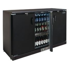 Onderbouw koelkast, Barkoeler met 3 blinde deuren