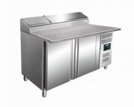 Saladette pizza koelwerkbank