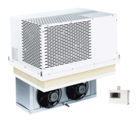Dakunit vriesmachine geschikt voor 4-7 M3