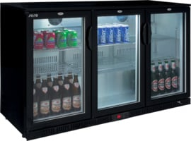 Barkoelkast | Bar koelkast 3 deuren 85 cm hoog