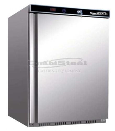 Mini koelkast | Opzetkoelkast RVS  130 Liter