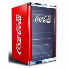 Onderbouw Glasdeur koelkast Coca Cola