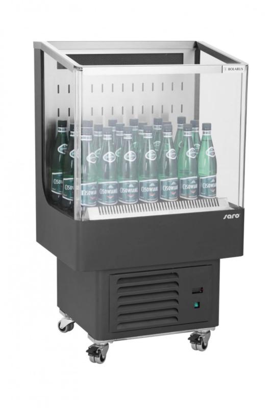 Open flessen koeling