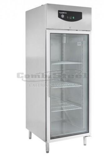RVS bedrijfskoelkast  Horeca koeling met glasdeur