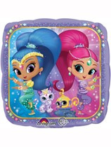 Shimmer & Shine Folie Ballon