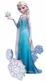 Elsa Airwalker Folie Ballon
