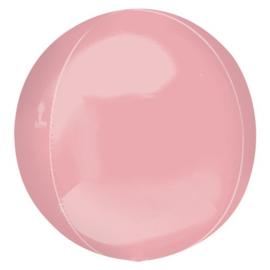 Pastel Roze Orbz Ballon