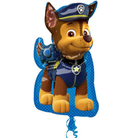 Paw Patrol Chase Supershape Folie Ballon