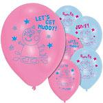 Peppa Pig Ballonnen