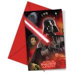 Star Wars Uitnodiging