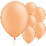 5 inch (12cm) ballonnen zalm