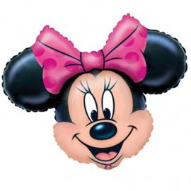 Minnie Mouse Supershape Folie Ballon