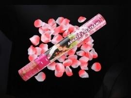 Confetti Kanon Rose Rozenblaadjes
