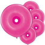 GEO Donut Ballonnen Wild Berry