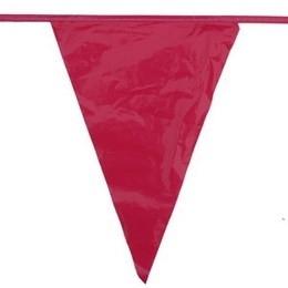Vlaggenlijn fel rose
