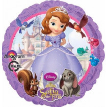Princess Sofia Folie Ballon